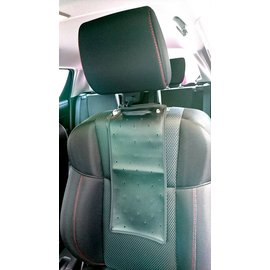 【PVC透氣墊組-車用型】揭地寶(接地寶貝) 汽車背墊 椅墊 ...好保養 0
