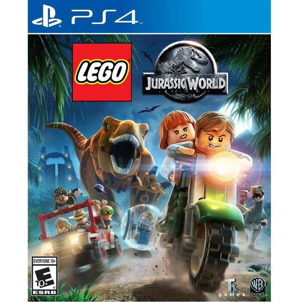 PS4 樂高:侏儸紀世界 英文美版 LEGO JURASSIC WORLD