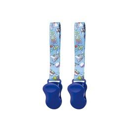ViViBaby - Disney迪士尼小飛象馬戲團毯子萬用夾(2入/組) 0