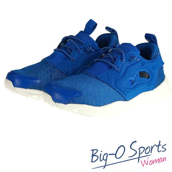 Reebok 銳跑 FURYLITE CONTEMPORARY  休閒復古鞋  運動鞋 女  AQ9081  Big-O Sports