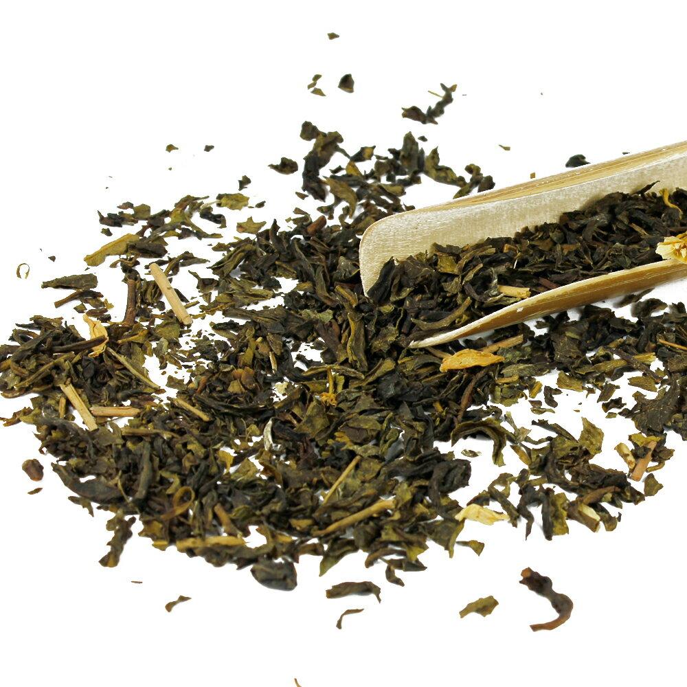 【杜爾德洋行 Dodd Tea】茉莉香綠茶立體茶包15入 3