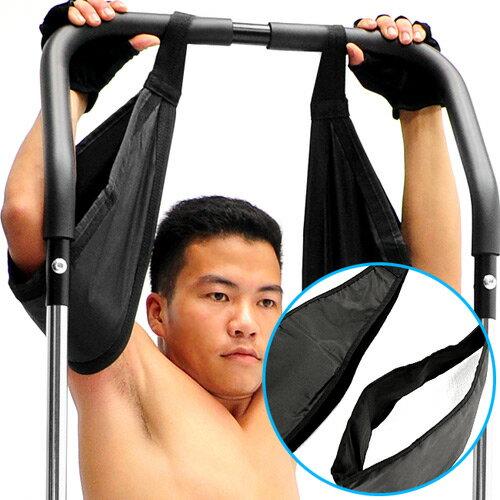 懸掛式門上單槓托帶(室內單槓輔助托帶拖帶.引體向上懸吊帶.助力帶倍力帶拉力帶.ab straps健身運動用品.推薦C172-AS01哪裡買TRX-)