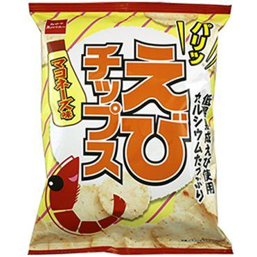 OYATSU美奶滋風味蝦餅(55g)