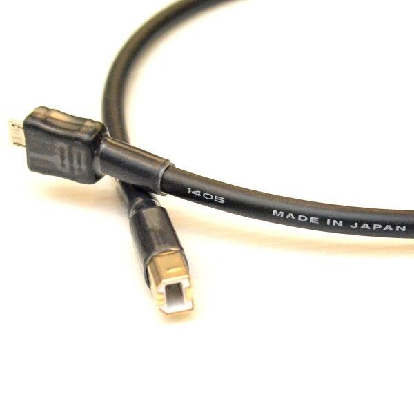 志達電子 DL021 Canare L-4E6S micro USB 轉 USB B公 OTG USB DAC 專用傳輸線