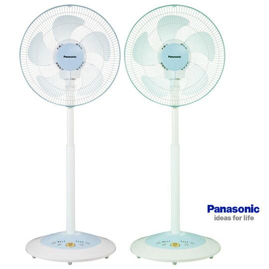 Panasonic 國際牌 14吋微電腦立扇 F-H14AMR  台灣製造,品質保證