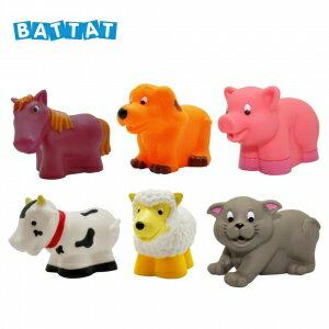 美國【B.Toys】洗澡玩具組(農場) - 限時優惠好康折扣