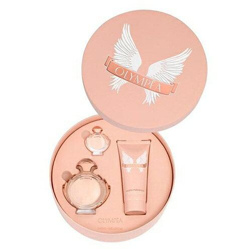 Paco Rabanne Olympea eau de parfum 50 ml + BodyMilk 100 ml + Miniatura 5 ml  3349668535194 0
