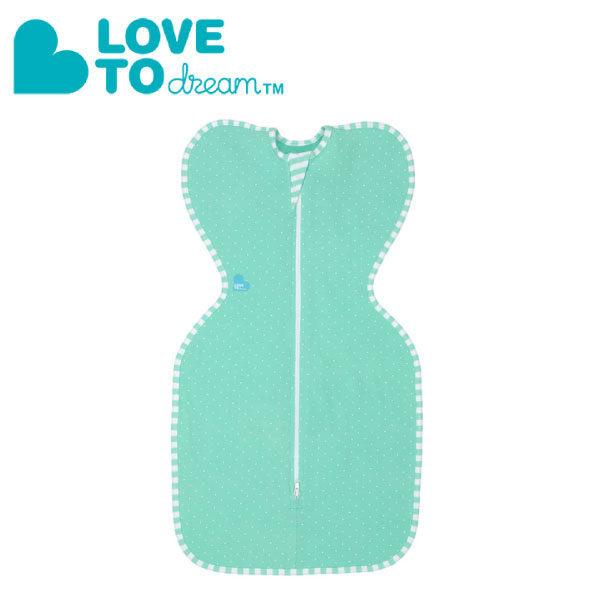 『121婦嬰用品館』Love To Dream 專利碟型包巾 - 輕薄款 - 綠(M) 0