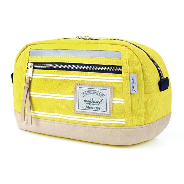 REMATCH - Matchwood Density 腰包 條紋黃色款 斜背包 側背包 隨身包 胸前包 3M反光 / 單車運動 / 旅遊休閒隨身 / Stussy / Herschel / Supreme 可參考