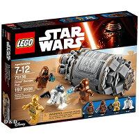 樂高積木LEGO《 LT75136 》2016 年 STAR WARS 星際大戰系列 - Droid™ Escape Pod