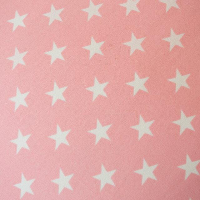 粉色星星法鬥 單人/雙人熱賣組  舒適磨毛布 台灣製造 9