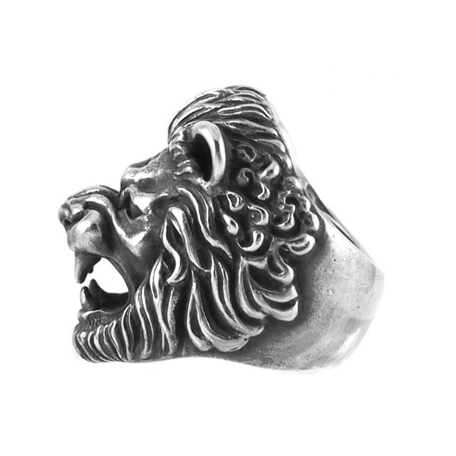 【海外訂購】【MAD CULT】王者之獅純銀戒指(MAD-R-34) 1
