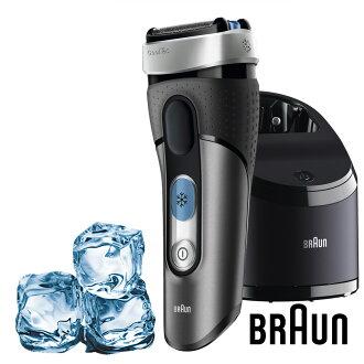 百靈 Braun °CoolTec系列 冰感科技電鬍刀 CT3CC