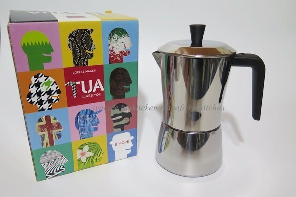 《愛鴨咖啡》吉尼娜 GIANNINI TUA 摩卡壺 3杯份 濃縮咖啡壺 義式摩卡壺