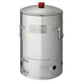 Coleman 美國 ^| 不鏽鋼煙燻桶 ^| 秀山莊^(CM~6987^)