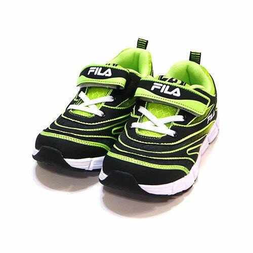【錢豪童裝童鞋】FILA輕量慢跑鞋(18~22號)