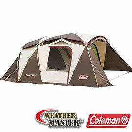 Coleman 氣候達人2- ROOM STD 露營帳篷4-5人 CM-22112