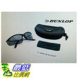 [COSCO代購 如果沒搶到鄭重道歉] Dunlop S926 運動太陽眼鏡  晶曜黑 _W97420