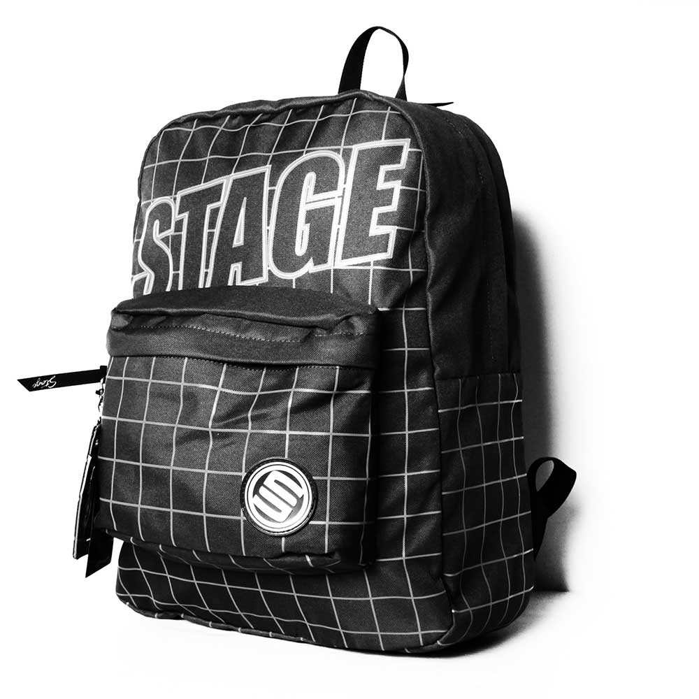 STAGE GRID BAG 黑色/丈青色/白色 三色 4
