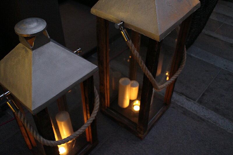 Upptäck Deco 騎士團提燈 - 全兩個尺寸【7OCEANS七海休閒傢俱】 2
