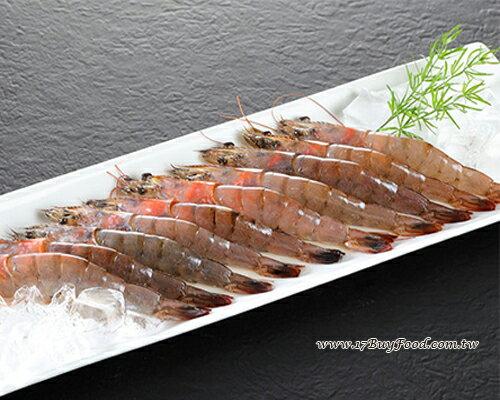 現撈活凍白蝦/約300克(盒) 0