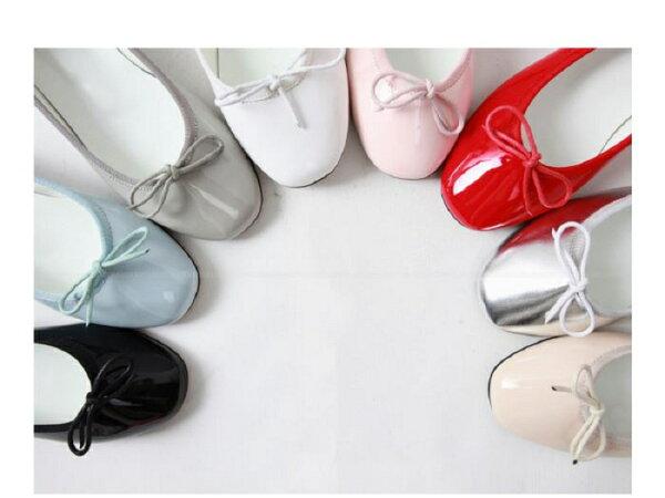 平底休閒圓頭鞋
