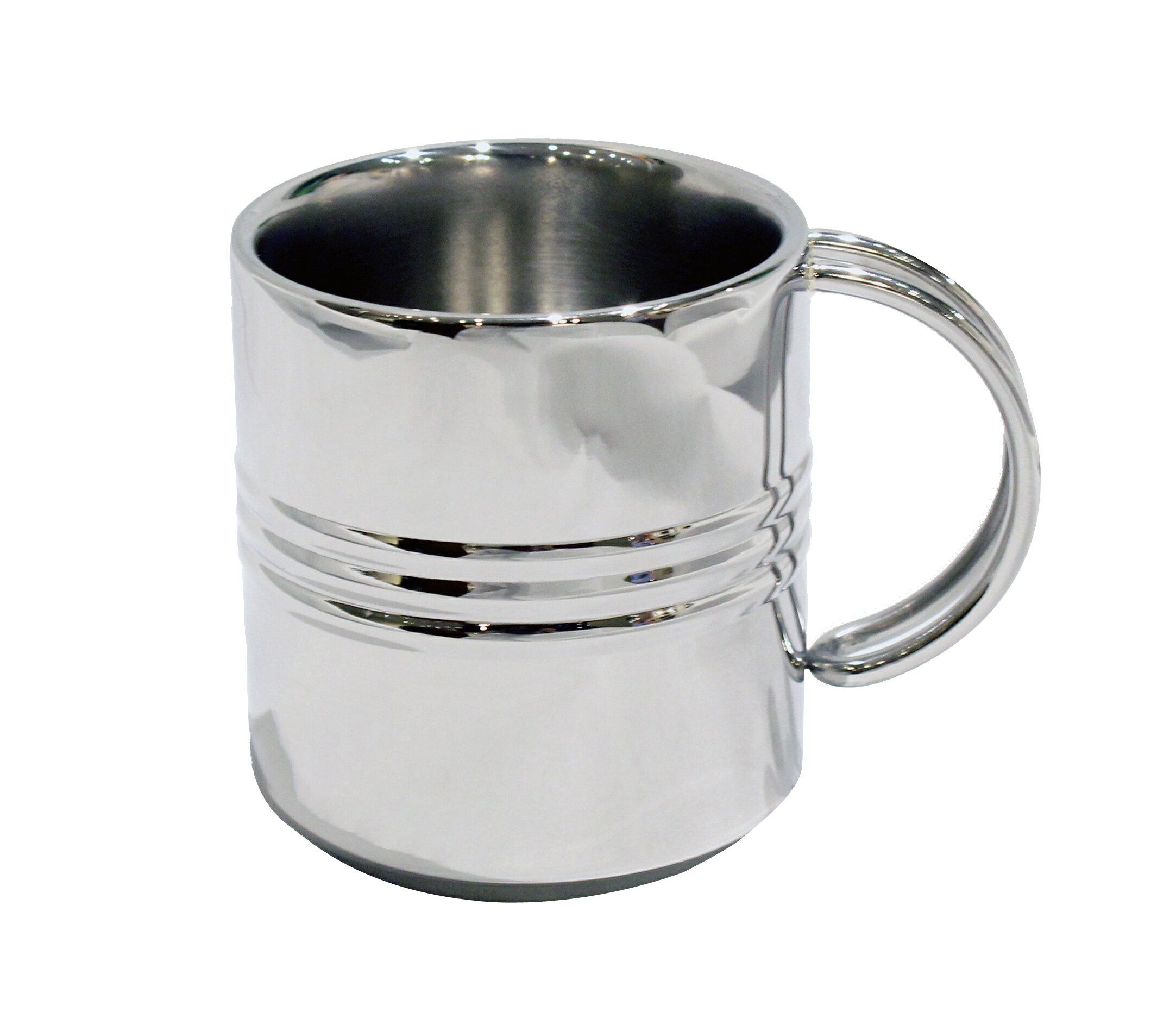雙環咖啡杯 0