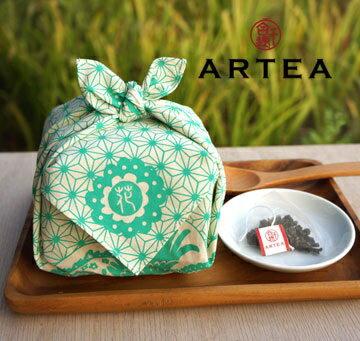 ARTEA【花開四季茶】淡雅牛奶糖花香(原片立體茶包)3gX20包 - 限時優惠好康折扣