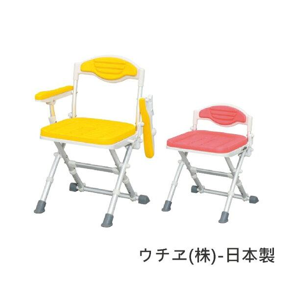 洗澡椅- 重量輕 好收納 不佔空間 銀髮族 老人用品 日本製 [S0627][S0628]