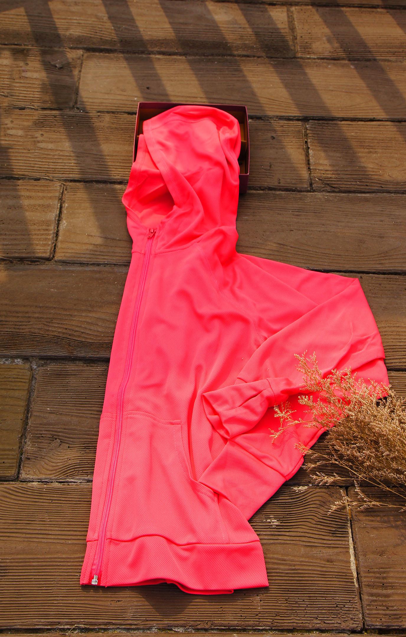 女外套*女外套【防曬抗UV外套*騎機車的防護衣*便宜,輕便,時髦流行*大尺寸的款式連一般身材男性也可當薄外套穿】 2
