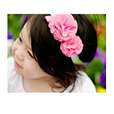 【安琪兒】【Spinkie】俏麗髮帶-粉小公主 0