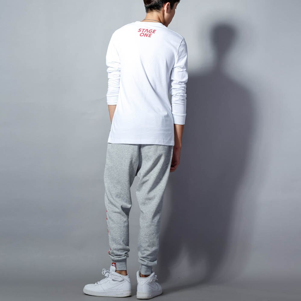 STAGEONE ONE SOUL SWEATPANTS 黑色 / 麻灰色 兩色 1