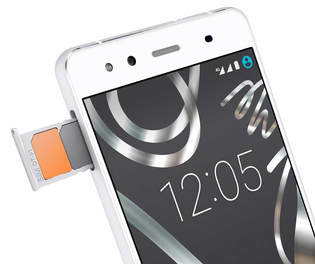 AQUARIS X5 BLANCO 32GB/2GB- SMARTPHONE BQ 2
