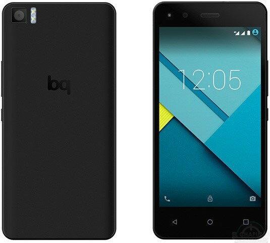 BQ AQUARIS M4.5 4G 16GB NEGRO. SMARTPHONE LIBRE 2