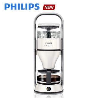 預購【飛利浦 PHILIPS】Café Gourmet 萃取大師咖啡機(HD5407/11)