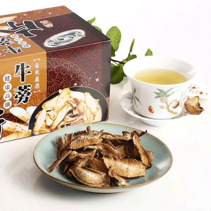 【黑金傳奇】嚴選牛蒡片(片狀,200g) 1
