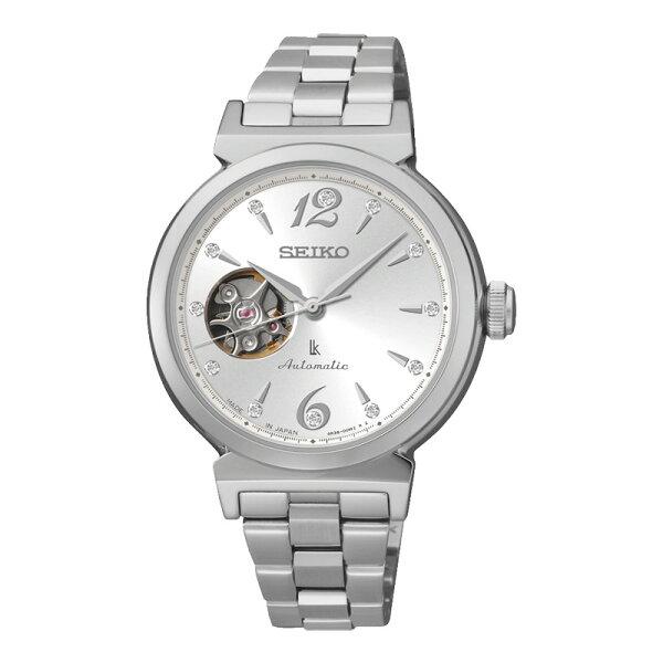 SEIKO LUKIA 經典機械錶(4R38-00N0N(SSA891J1)
