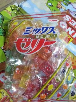 有樂町 東豐 綜合水果軟糖 4973279400016