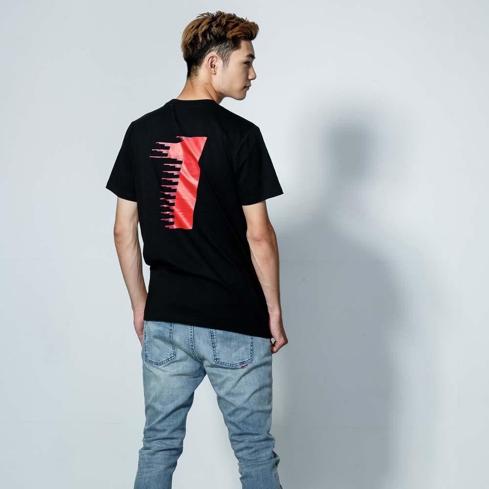 STAGEONE MOTION TEE 黑色 / 紅色 兩色 3