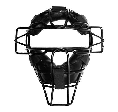 棒球世界 Brett 布瑞特 兒童用捕手面罩 BM-55E 黑色