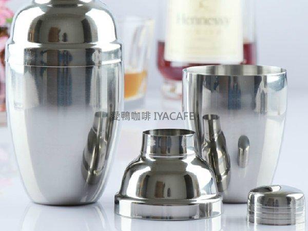 《愛鴨咖啡》不銹鋼 雪克杯 搖酒器 日式調酒器 250cc