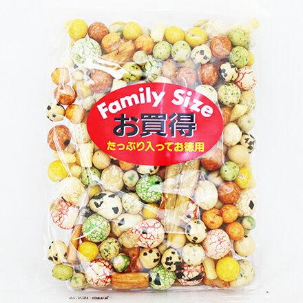 [敵富朗超市]山口製果 什錦豆餅乾 0