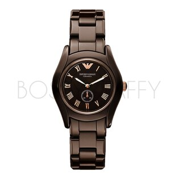 AR1448  ARMANI 亞曼尼 時尚陶瓷錶 女錶