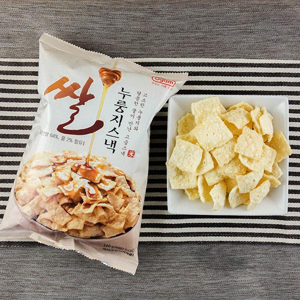 韓國零食 蜂蜜米果140g 1