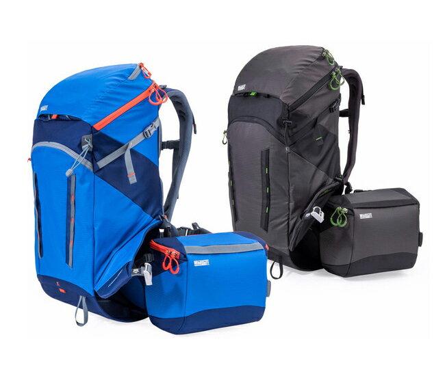 ~相機 ~ Mindshift 曼德士 R180戶外探險攝影背包 MS215 ^(簡配~炭