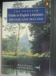 【書寶二手書T5/語言學習_WDV】The Penguin Guide to English
