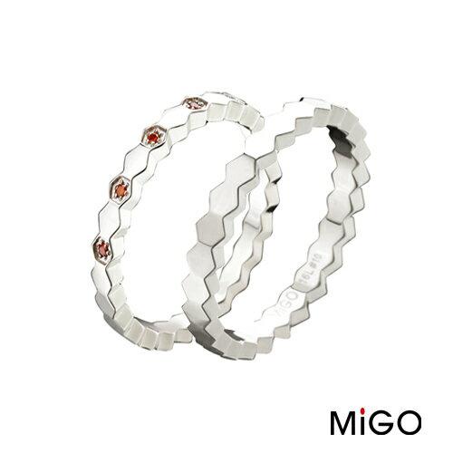 AnnShop~MiGO‧依戀白鋼戒指~~白鋼~鋼飾飾品 情人  SR715 ~  好康折