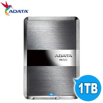 [NOVA成功3C]威剛 ADATA HE720 1TB USB3.0 2.5吋超薄,單件備份極品碟-科技鈦  喔!看呢來