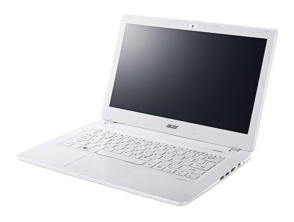 """[NOVA成功3C]ACER V3 371-59B5 白色 I5-4210U / 4GB / 1TB / WIN8.1 / 13.3"""" Full HD /1.5kg  喔!看呢來"""