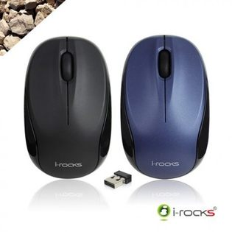 {光華成功NO.1}  i-Rocks 艾芮克 Z600 2.4GHz藍光無線滑鼠  喔!看呢來